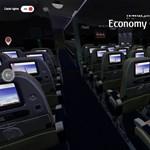 3D-s ülőhelyválasztást vezetett be az Emirates