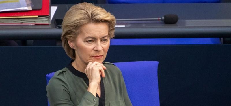 Orbán támogatja von der Leyen jelölését, az EP-képviselők egyre kevésbé