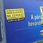 Furcsa indokkal utasította el az NVB a kormány plakátkampánya elleni kifogást