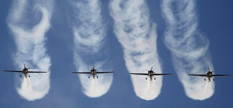 Bevetették a német légierőt Szíriában