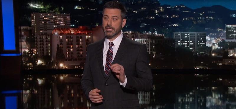 """""""Gyerekek haltak meg"""" – elcsukló hangon szólalt fel Jimmy Kimmel ismét a fegyvertartás ellen"""