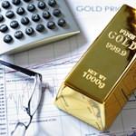Arannyal védekeznek a befektetők