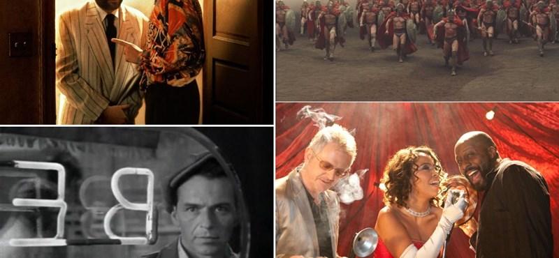 Napi tévéajánló: De-Phazz koncert, Az aranykezű férfi, 300, A halászkirály legendája