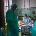 Hatvan napig volt intenzív osztályon egy magyar koronavírus-fertőzött
