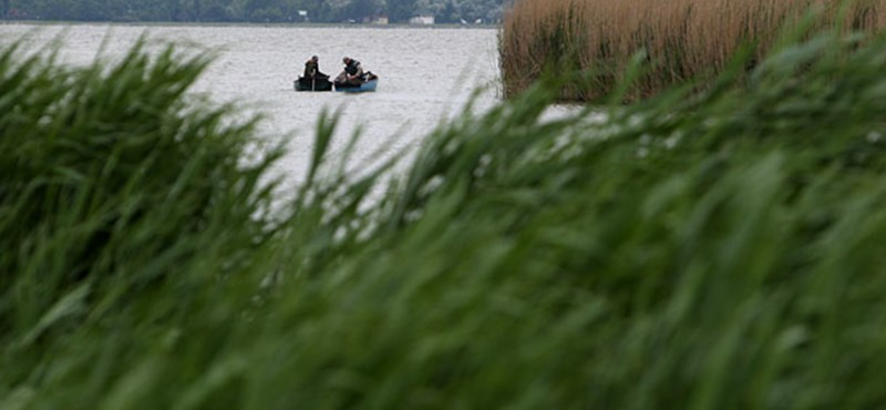 Ki kellett pótolni a Velencei-tó vizét
