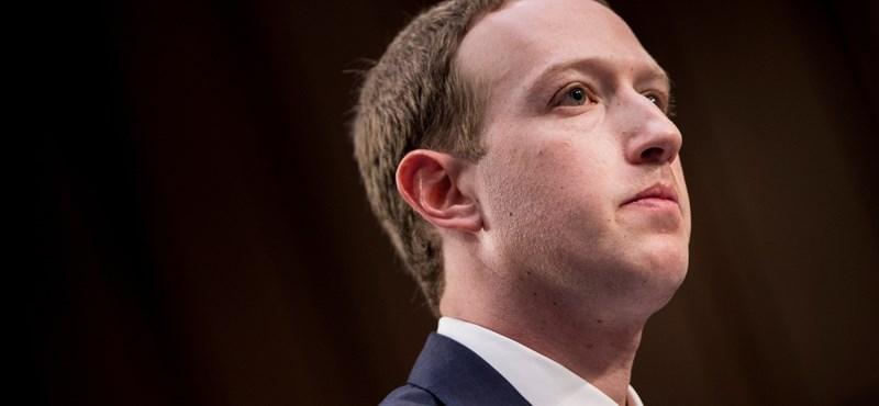 183 millió forintnyi büntetést kapott a Facebook a britektől