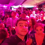 Hvg.fesztival: Ilyen egy VIP-szelfi