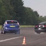 Egy Shelby Mustanggal még egyenesen menni is nehéz? – videó