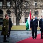 Orbán találkozott a grúz kormányfővel és elmondta, miért fontos nekünk Grúzia