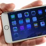 Mi ez, ha nem beismerés? Javítási programot indított az Apple az iPhone 6 Plusokhoz