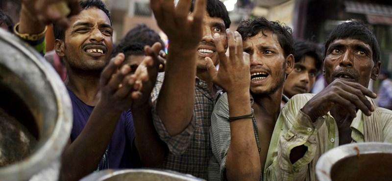 A ramadán végét ünneplik a felkelők Tripoliban