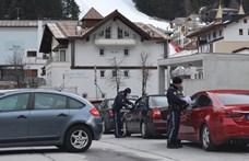 Ötszáz magyar tért vissza az osztrák karanténból