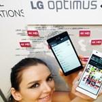 Itt az LG első négymagos mobilja, az Optimus 4X HD