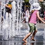 Hétfőn is folytatódik a nyáriasan meleg, fülledt idő