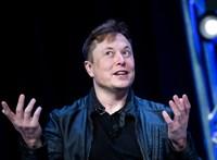 Elon Musk már a világ második leggazdagabbja, megelőzte Bill Gates-t