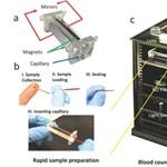 Labor helyett: vérvizsgálat okostelefonnal