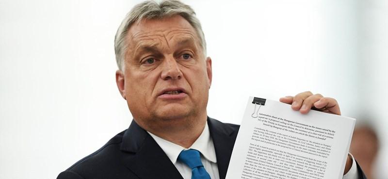 Orbán Viktor nemhogy Magyarországot, magát sem tudta megvédeni