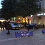 Civilruhás rendőrökkel és betontömbökkel készült a rendőrség a karácsonyi vásárokra