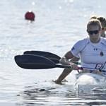 Itt a hatodik aranyérem! Olimpiai bajnok Szabó Gabriella és Kozák Danuta