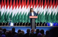 """Varga Judit: Uniós szintű problémát jelent a Magyarország elleni """"politikai boszorkányüldözés"""""""
