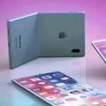 Trükkösen helyezné el a kamerákat az Apple az összehajtható iPhone-okon