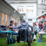 Új terepen nyüzsöghetnek a budapesti ötletelők