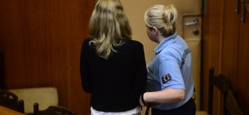 Pár hét múlva szabadulhat a négy ember halálát okozó szlovák milliomosnő