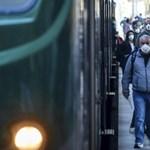 Enyhén csökkent a napi halálozások száma Olaszországban
