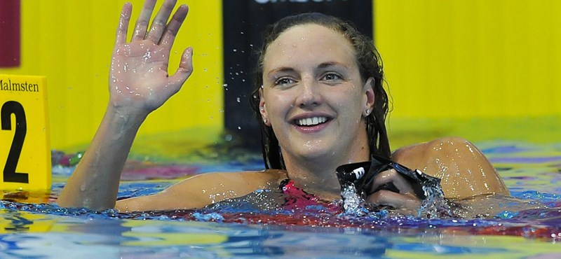 Két arany a végére minden idők legjobb úszó Eb-jén