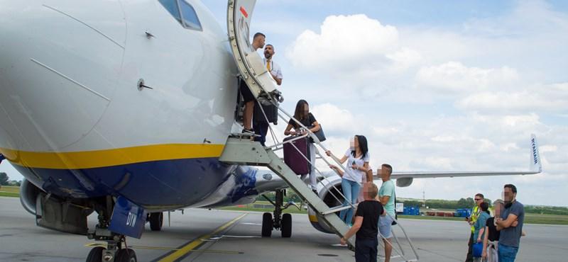 Nem sztrájkolnak többet a Ryanair pilótái