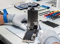 A felújított telefonoknak is betett a járvány, az Apple viszont még ebből is jól jött ki