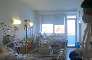 Nem akarnék meghalni még - Megrázó riportban mutatják be a dunaszerdahelyi kórházat