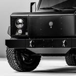 Ezt az új villanyterepjárót garantáltan mindenki meg fogja nézni az utcán