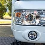 100 kilométeres hatótávú Belarusz új elektromos teherautója