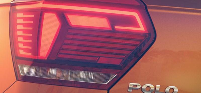 Kedvcsináló: gyári fotókon a pénteken érkező teljesen új VW Polo