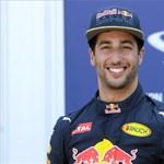 Ricciardo megszerezte pályafutása első pole pozícióját
