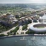 A tervezett diákvárosban vehet ingatlant a kormány a kínai Fudan Egyetemnek