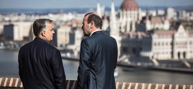 Weber: Orbán bocsánatkérése nem oldja meg az alapvető kérdéseket