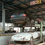 Viszik a magyar használt autókat a németek