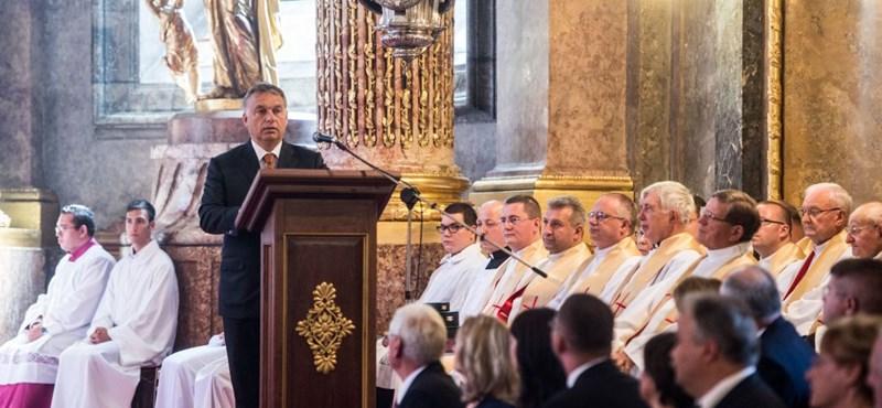 Rengeteg templomra adott pénzt a kormány