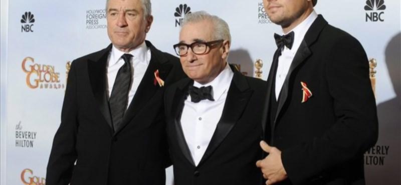 Díszdoktori címet kapott Martin Scorsese