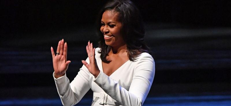 Michelle Obama megtanulta a leckét: ha valamiben az első vagy, nem hibázhatsz
