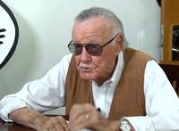 Szívmelengető fotókkal búcsúznak a szuperhősök Stan Lee-től