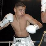 Újabb győzelem: a magyar profi bokszoló kütötte román ellenfelét