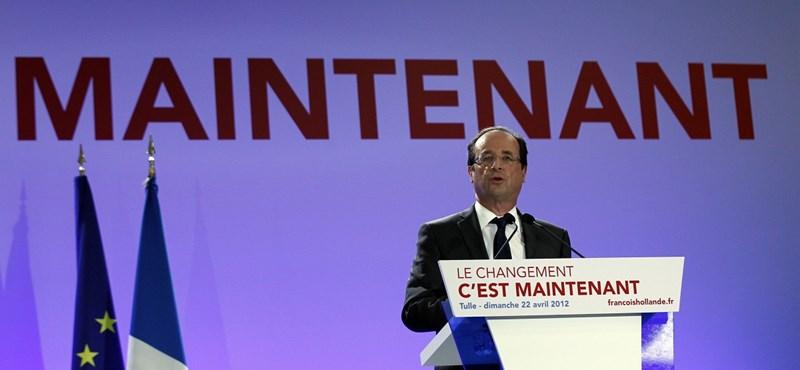 Hollande semmilyen, Le Pen sokkolt, Sarkozynek vége