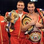Kritikusok szerint válságban a boksz, a válság neve: Klicsko