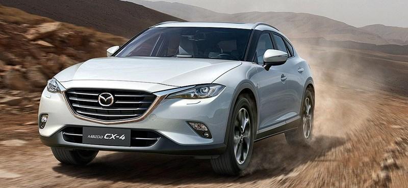 Kihagynak minket a Mazda vadonatúj kupéterepjárójából