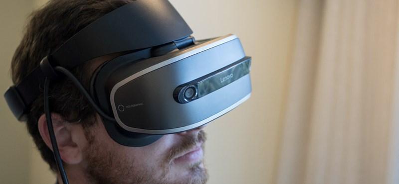A virtuális valóság a következő nagy dobás, így gondolják a Lenovónál is