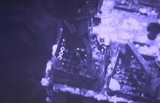 Kiemelték az első fűtőelemet a fukusimai atomerőmű egyik reaktorából