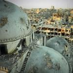 Apokalipszis most: a pusztítás nyomai Szíriában - nagyítás-fotógaléria